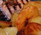 В меру полезное блюдо из картофеля