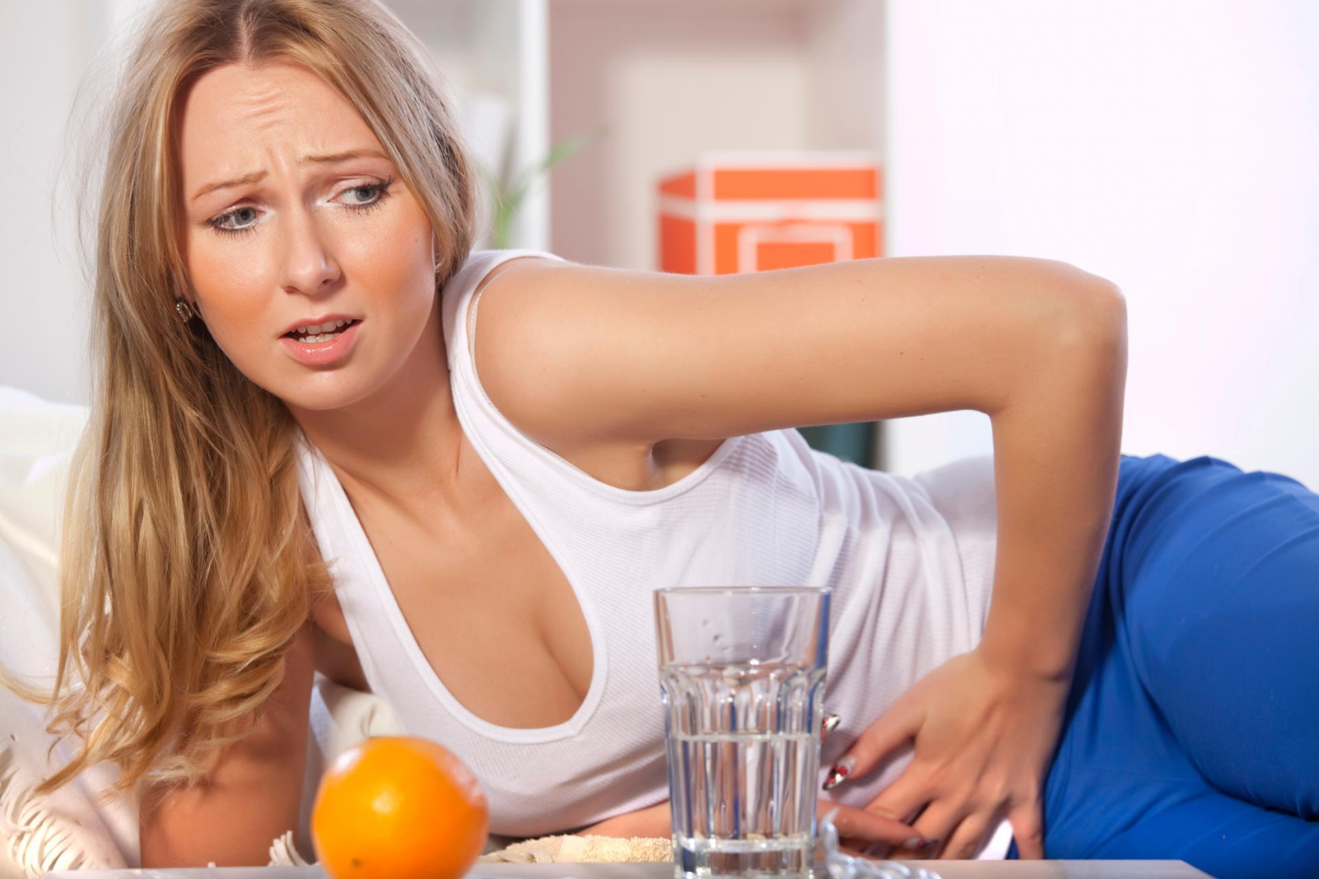 Почему после приема пищи наступает слабость и головокружение