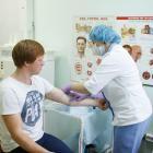 Процедура взятия крови