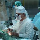 Лечение отслоения сетчатки глаза